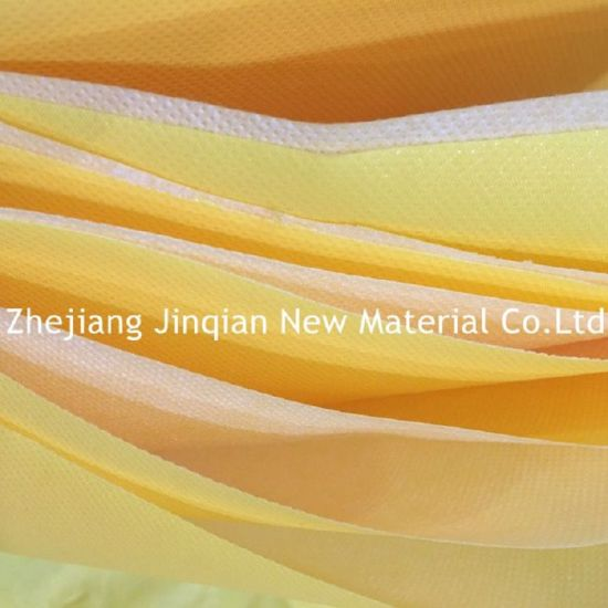 25~100g PE Lamination Nonwoven Fabric for Waterproof Bedsheet pictures & photos
