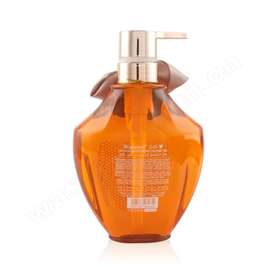 Washami Private Label 500ml Liquid Soap Skin Whitening Shower Gel pictures & photos