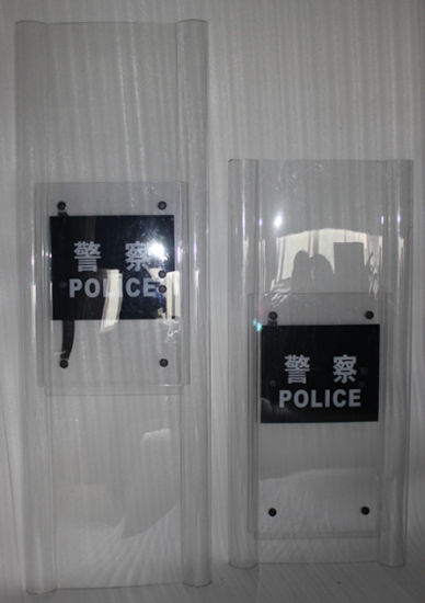 Safety Bullet Proof Anti Riot Shield