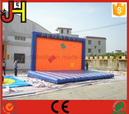 Customized Inflatable Football Goal, Soccer Training Goal pictures & photos