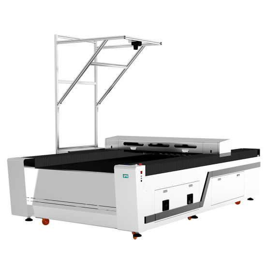 Hot Sale CO2 Laser Auto Control CNC Engraving Cutting Machine for Non-Metal/Acrylic/Wood/Large Format Sublimation Printed Fabric/Glass/Cloth/Leather/Plastic