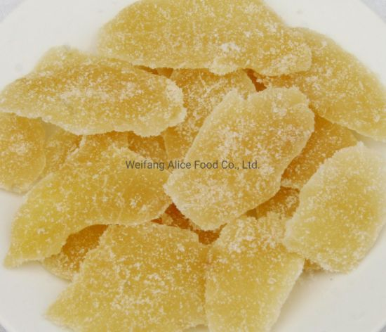 Best Selling Crystallized Dried Ginger Cheap Price