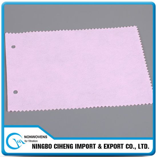 China Suppliers Promotional Bags Material Nonwoven Polypropylene Spunbond Fabric