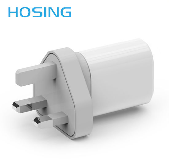 Potable Charger for Iphones Samsung USB Travel Charger Wall Charger pictures & photos