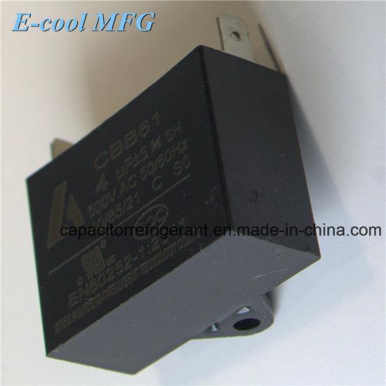 wiring diagram cbb61 fan capacitor 4uf sh 40/70/21 250v 300v 450vac