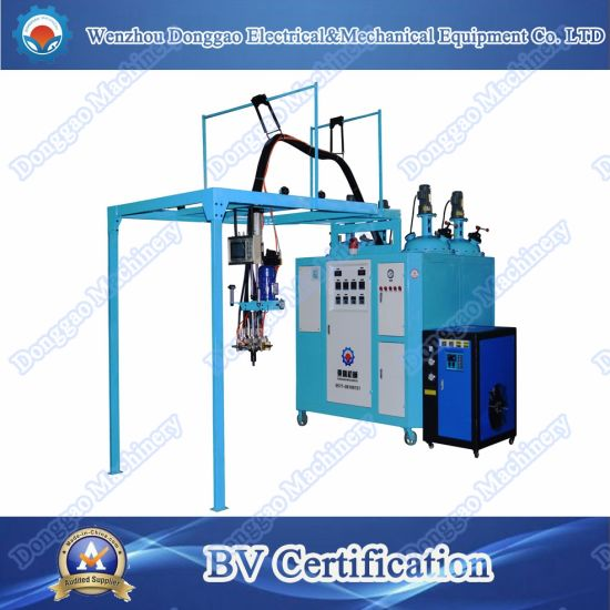 Four-Component Polyurethane Shoe Soles Pouring Machine