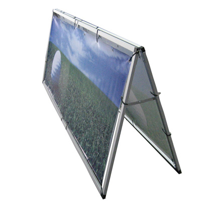 Advertising Display Monsoon Banner Stand/a Frame pictures & photos