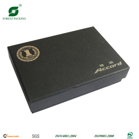Color Print Folding Cardboard Gift Box pictures & photos