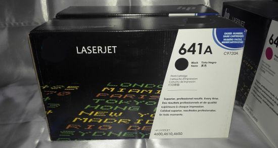 Compatible HP Black Toner Cartridge C4127A for HP Laserjet Printers pictures & photos