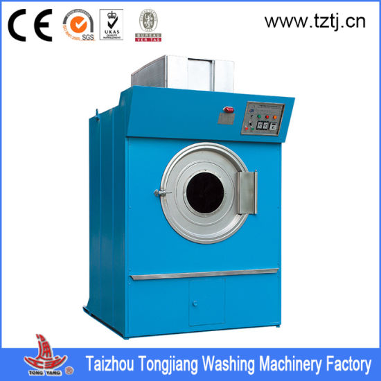 180kg Large Capacity Steam/Electrical Heated Automatic Laundry Drying Machine