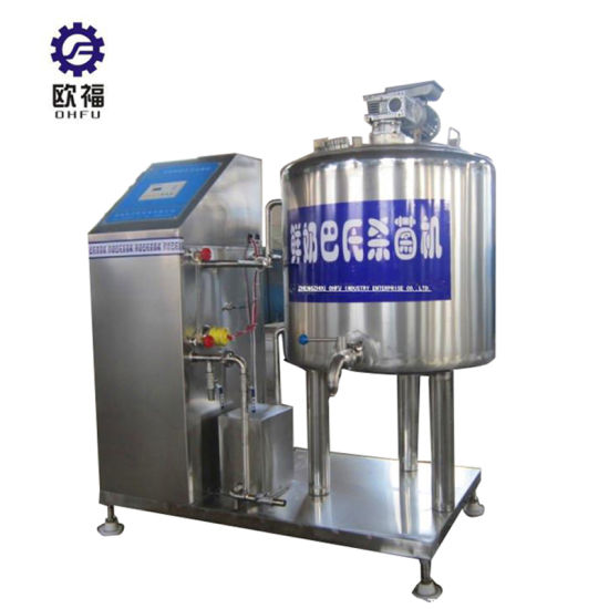 Dairy Milk Pasteurization Machine on Sale pictures & photos