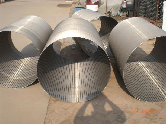Tec-Sieve Wedge Wire Screen Cylinders-Outside Diameter 914mm
