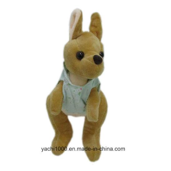 Wholesale Soft Kangaroo Children Toy