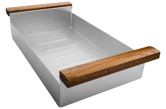 Custom Sized Double Handmade Kitchen Sink (ACS3920A2) pictures & photos