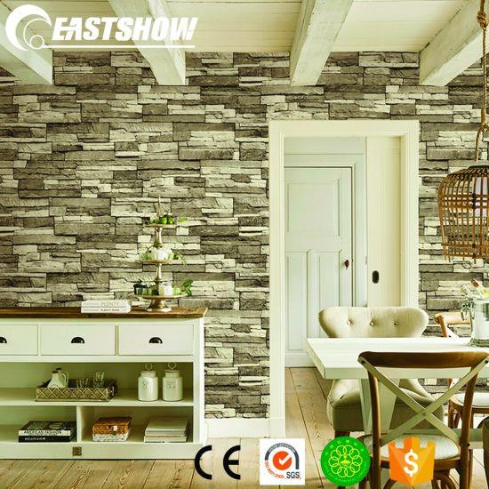 3d Wallpaper Hd Brick Designs 250g Sqm 106cm 10m