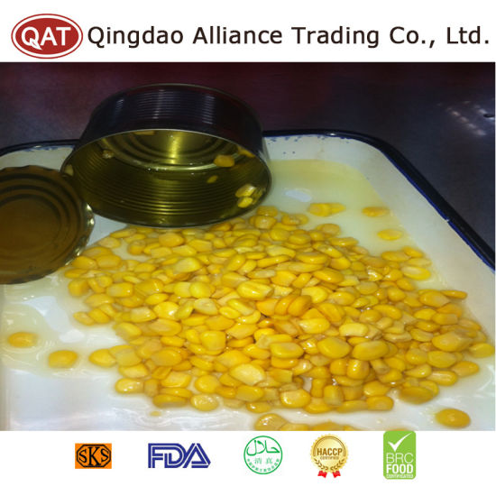 Canned Super Sweet Corn Kernels with Top Quality pictures & photos
