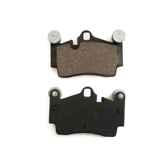 Audi Q7 Porsche Cayenne Volkswagen Touareg Front and Rear Brake Pads Kit TRW NEW