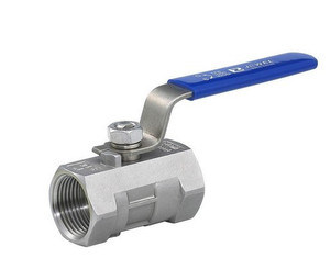 High Platform Vertical Tee Three Way Ball Valve pictures & photos