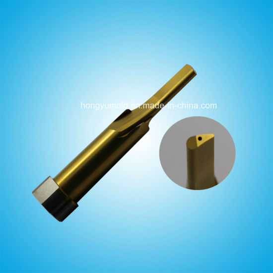 China Headed Type Die Punch with Tin Coating - China