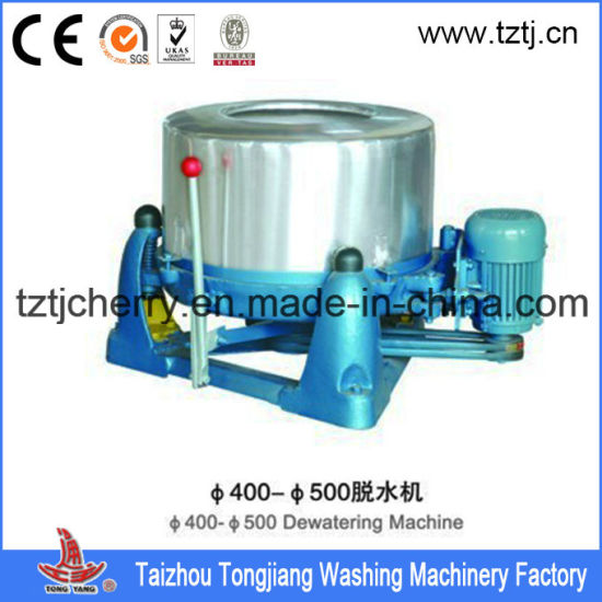 Wool Extracting Machine High Speed Centrifugal Dewatering Machine CE SGS