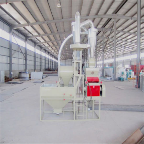 Small Scale Maize Wheat Flour Mill Machine pictures & photos