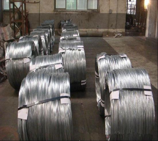 China 16gauge Galvanized Iron Binding Soft Wire/Galavnized Wire ...