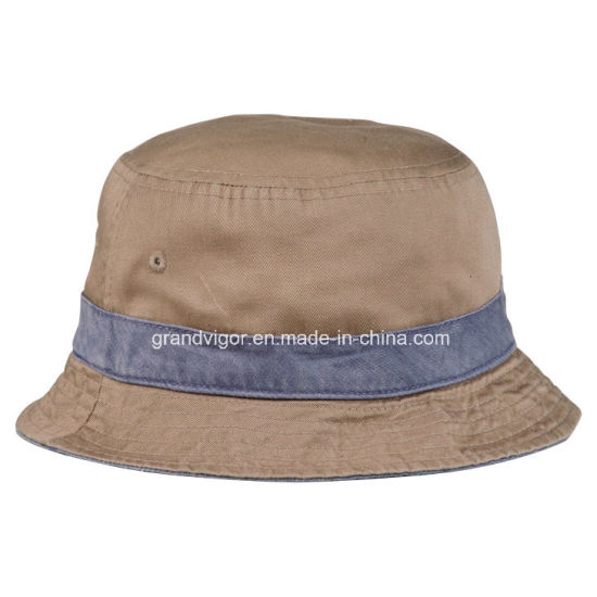 803f5fe77fe Cotton Brushed Washed Reversible Fisherman Hat for Women pictures   photos
