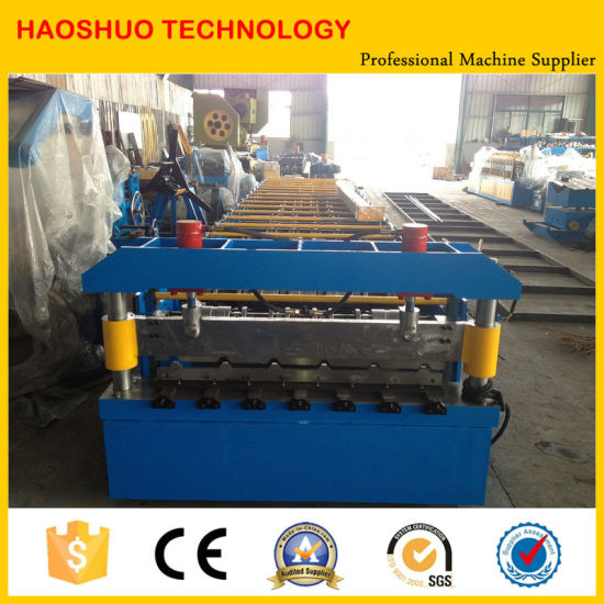 Wall Panel Forming Machine pictures & photos