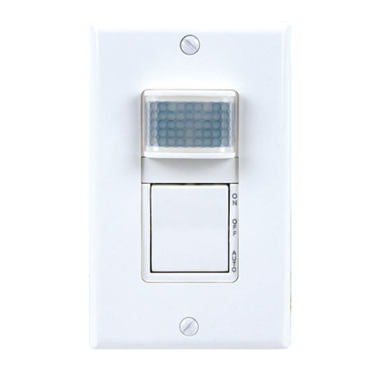 China 3-Wire Sensors Multi-Function PIR Motion Sensor Light Switch ...
