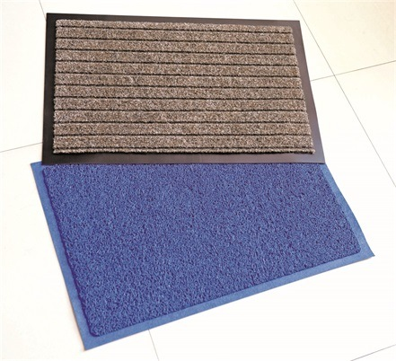 Door Mat PVC Fibre Flooring Accessories pictures & photos