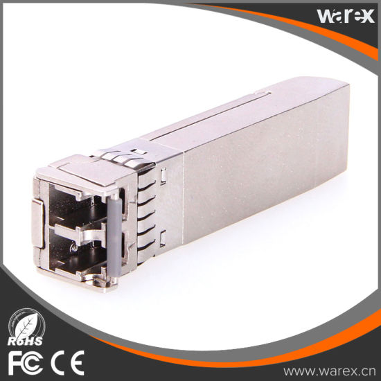 10GBASE DWDM SFP+ Optical Transceiver 1530.33nm~1641.41nm 40km SMF pictures & photos