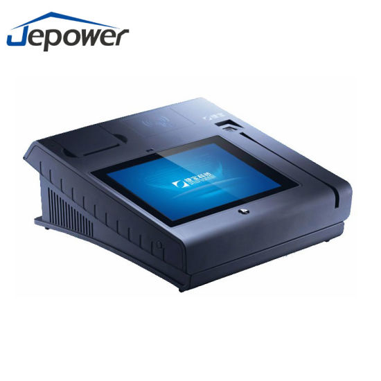 T508 Biometric POS Terminal with Fingerprint Reader pictures & photos