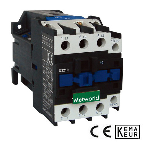 STP1-D Series DC Operated AC Contactor (STP1-D)