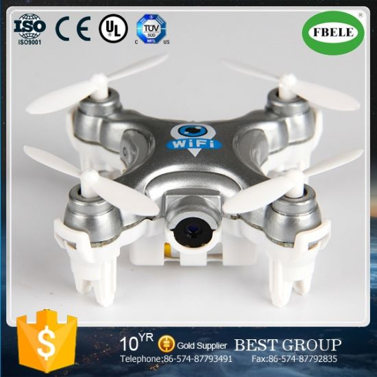 High-Definition Aerial Real-Time Transmission Remote Control Mini Drone