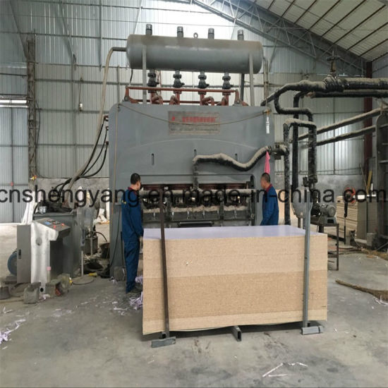 Full Automatic Monolayer Lamination Hot Press Machine pictures & photos