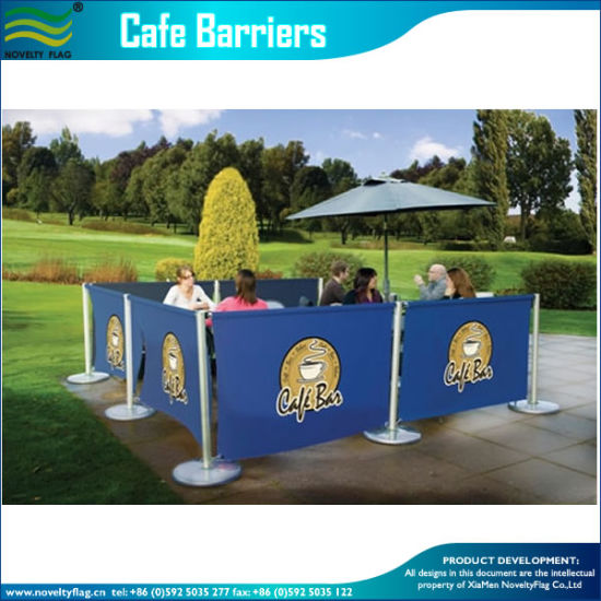 Stainless Steel Outdoor Retractable Cafe Banner (J-NF22M01111) pictures & photos