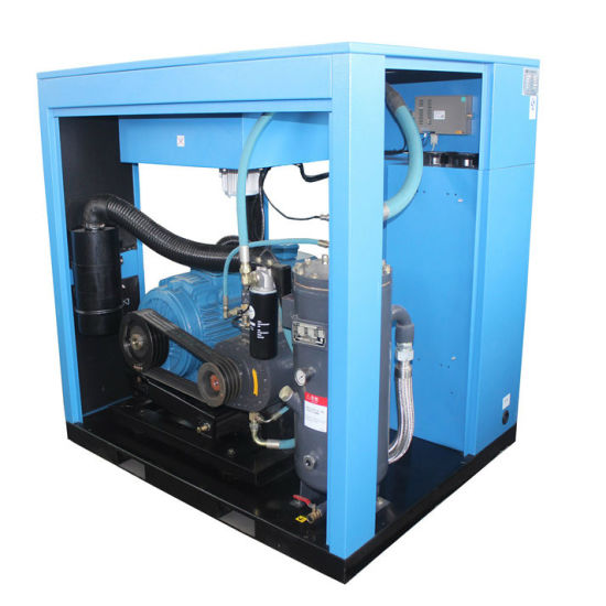 7 Bar Rotary Screw Air Compressor pictures & photos