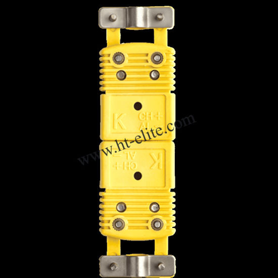 China Omega Type Similar Thermocouple Standard Connector