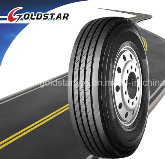 DOT Approved China Wholesale Semi Truck Tire 11r22.5 11r24.5 295/75r22.5 285/75r24.5 Export to USA pictures & photos