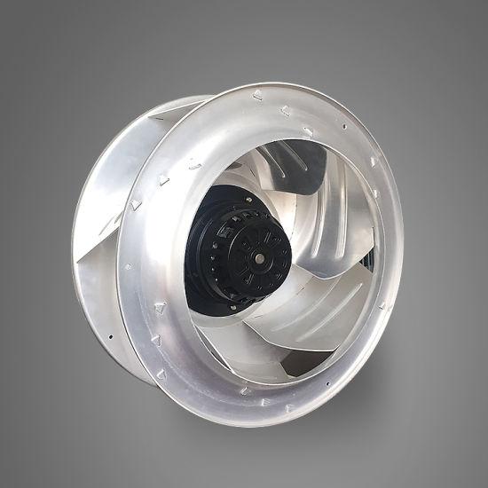 External Rotor Motor High Pressure Small Centrifugal Fan 355mm