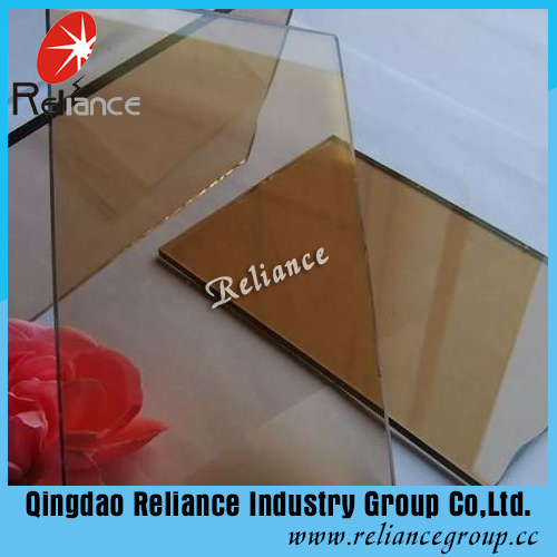 4mm-10mm Euro Bronze Reflective Glass / Bronze Reflective Glass / Dark Bronze Reflective Glass/Tinted Reflective Glass pictures & photos
