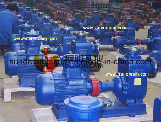 Diesel Self Priming Water Pump/ Irrigation Pump (ZW) pictures & photos