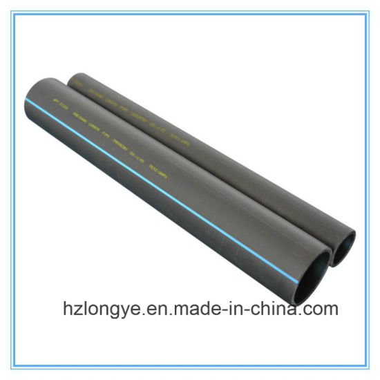 PE Pipe for Water Supply Dn20-630mm with ISO4427/AS/NZS4130