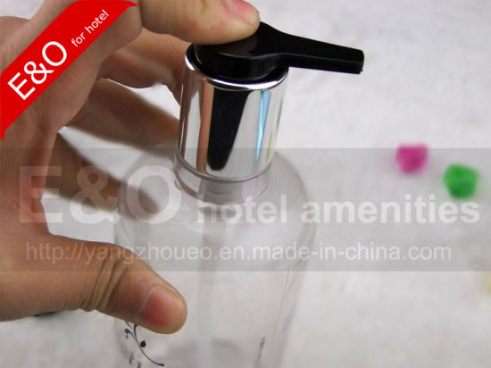 300ml Plastics Bottle for Shampoo/Body Lotion/Shower Gel