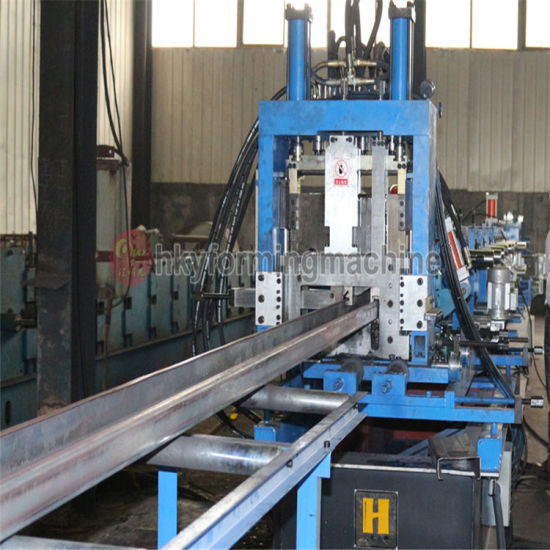 Hky Automatic Steel C Purlin Roll Forming Machine