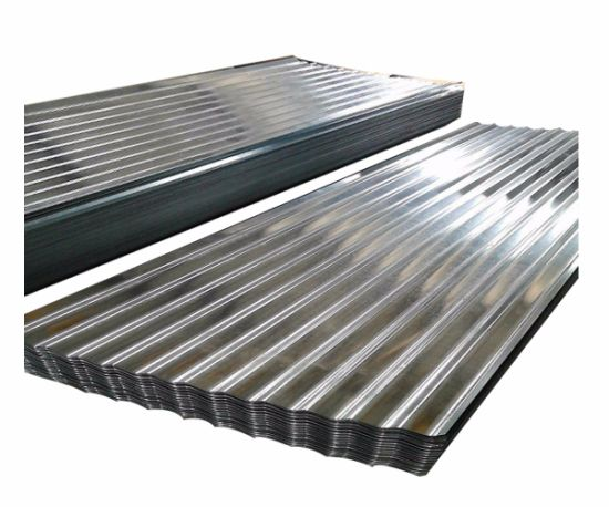 Zinc Coated Corrugated Metal Roofing Sheet for Fencing pictures & photos