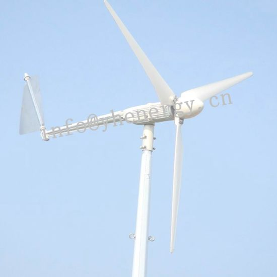 Easy Installation 1kw 12V/24V Wind Turbine Generator pictures & photos