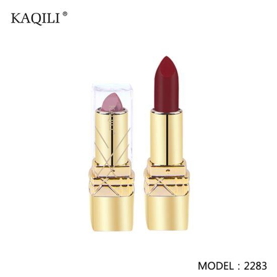 Kaqili Moisturizing High Quality Chinese Makeup Brands Lip Stick
