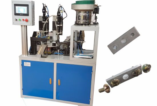 Full Automatic High Speed Screwdriver Assembly Machine for The Metal Parts/Screw Tightening Machine/Screwdriver Assembly Machine