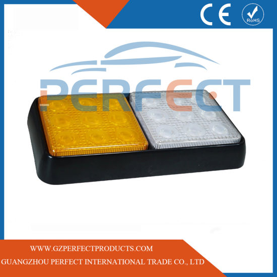 Auto Car LED Trailer Combination Tail Lights/LED Truck Stop/Indicator Signal Marker Light Lamp Bulb